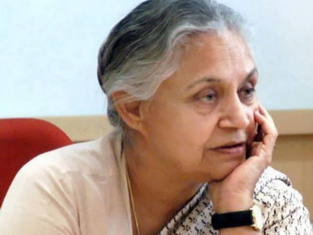 May be FIR lodged against Sheila Dixit