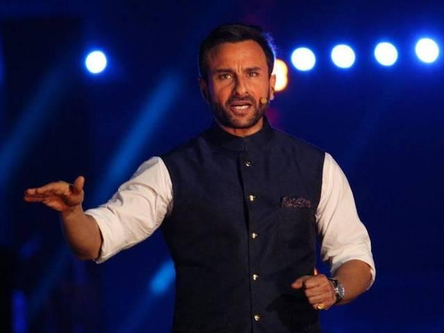 saif ali khan said that the question aboहू marriage from actress is not fair