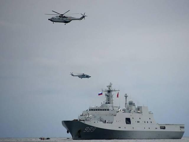 russia-china-joint-navy-drill