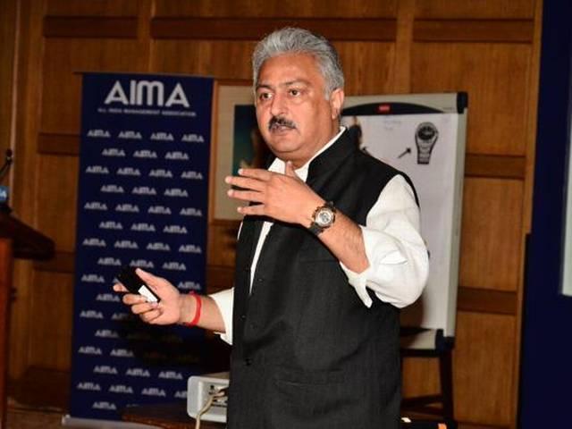 chairman of micromax company sanjay kapor gives Resignation