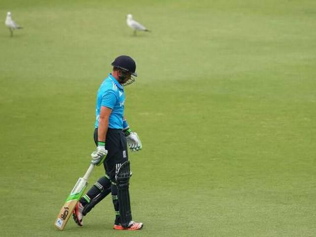Ian Bell confirms ODI retirement
