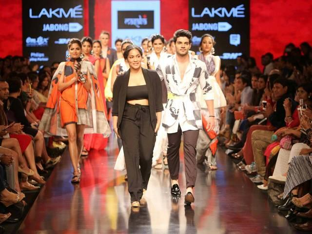 Lakme Fashion Week_Mumbai