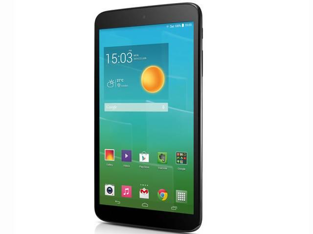 Alcatel Onetouch launches POP 8S, an 8-inch tablet at Rs 10,499 in India