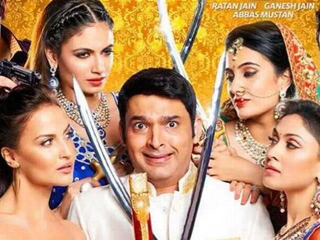 Kapil Sharma sings for his upcoming film 'Kis Kisko Pyaar Karoon'