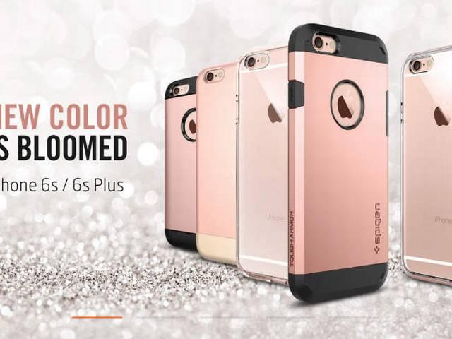 iPhone 6s 'Rose Gold' variant teased by case maker ahead of September 9 event