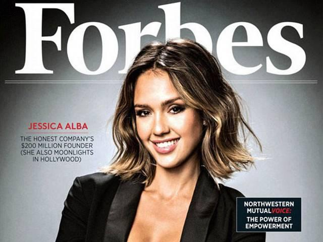 Alba Formally One of the Richest Self-Made Women in the World