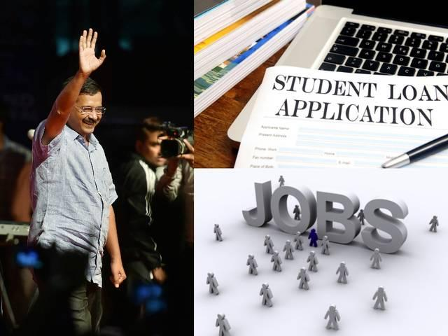 AAP promises 1 lakh jobs, free wi-fi in colleges ahead of DUSU polls