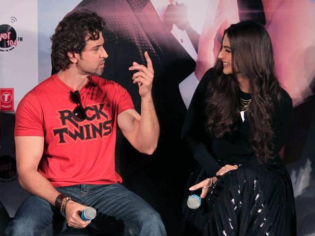 Hrithik wants to work with Sonam Kapoor