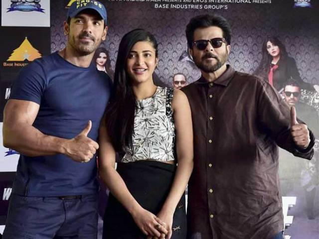 John Abraham dodges question on his marriage