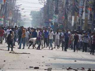 Clashes Over Draft Constitution Kill 5 in Nepal