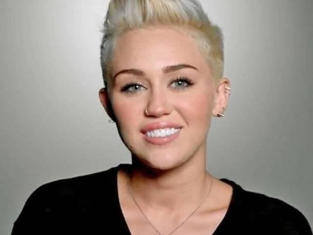 Miley Cyrus Drugs statement