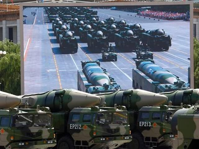 China holds huge military parade to commemorate WW II victory