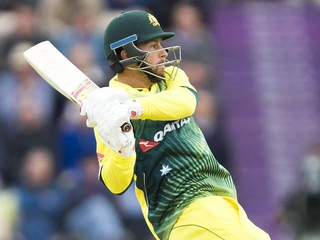 Wade's rearguard puts Australia 1-0 up