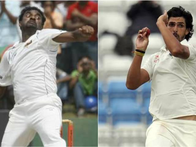 Muttiah Muralitharan_Ishant Sharma_Team India_200 Wickets_