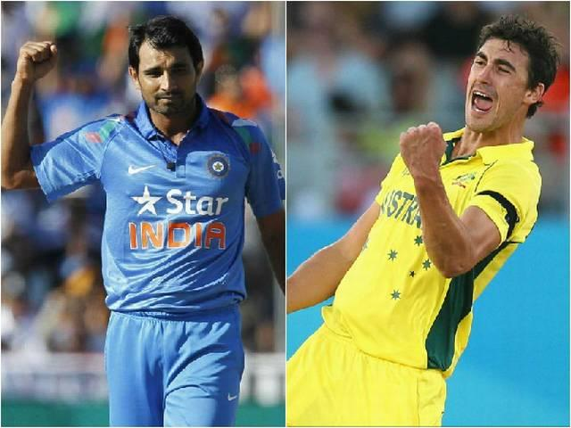 Mohammed Shami, Mitchell Starc leading race to break 18-year old record