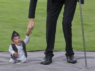 The World's Shortest Man Dies, a Photo Tribute to Nepal's Chandra Bahadur Dangi