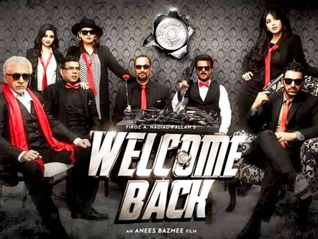 Box Office: welcome Back