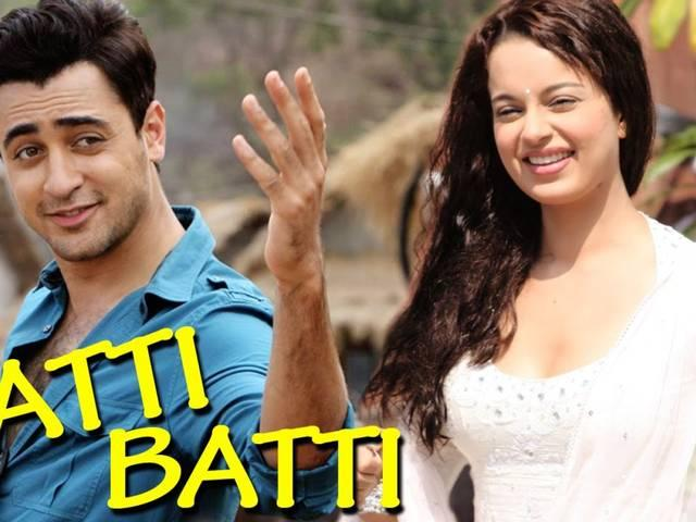 shooting of movie katti batti was happened very Unique way