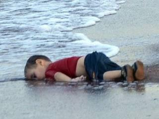 Photographer behind image of dead Syrian boy: 'I wanted to express his silent scream'