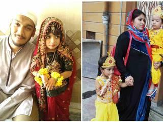 janmashtami 2015, india shows its true a secular colours