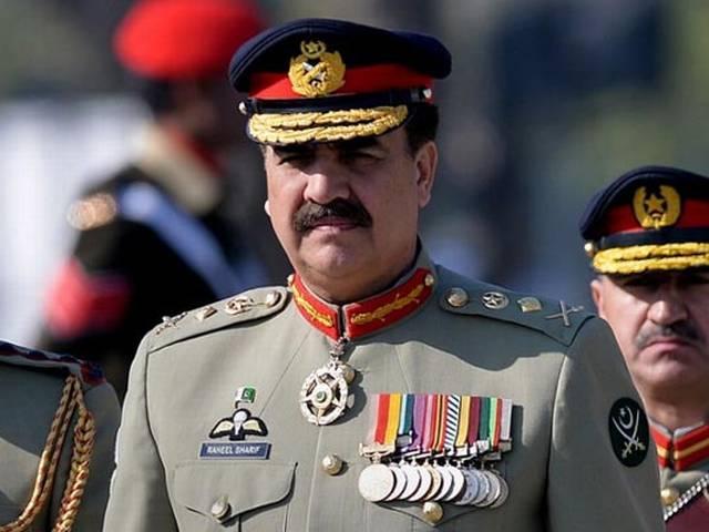 Pakistan Army Chief Raheel Sharif Warns India of 'Unbearable Cost' of War