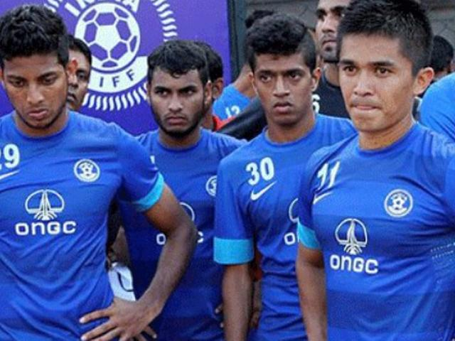 india vs iran football world cup qualifier