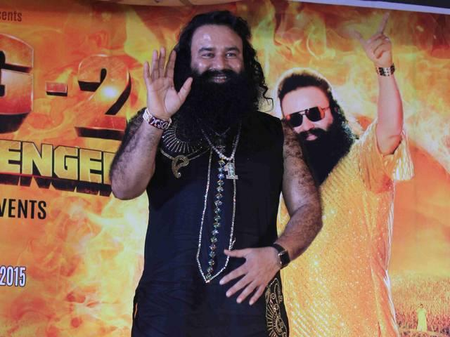 film The Messenger of God 2: Stylish Baba Ram Rahim and his filmy passions