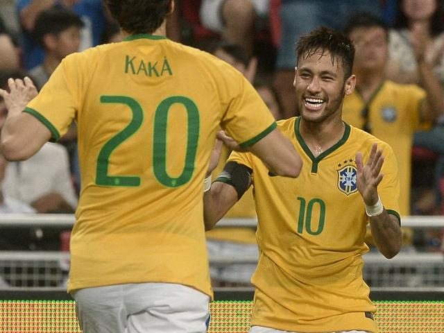 Neymar leads Brazil to 4-1 blowout of US in friendly