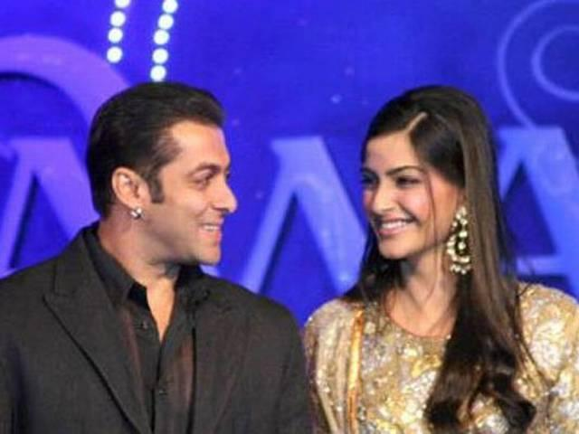 Salman Khan and Sonam look great together: Anil Kapoor