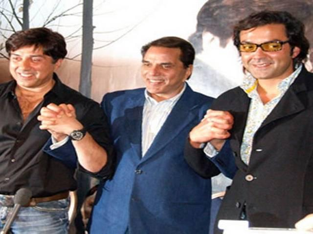 Will Work With Sunny, Bobby Soon : Dharmendra