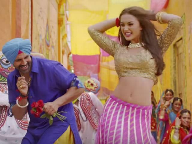 Akshay Kumar's birthday gift to fans, song 'Cinema Dekhe Mamma' from 'Singh is Bliing'