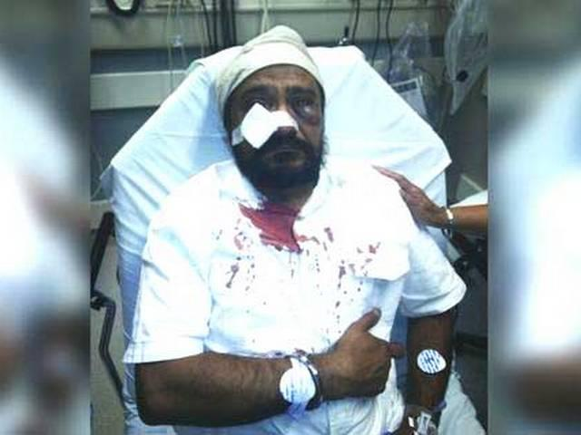 Chicago Sikh American Assaulted in Hate Crime Last Night