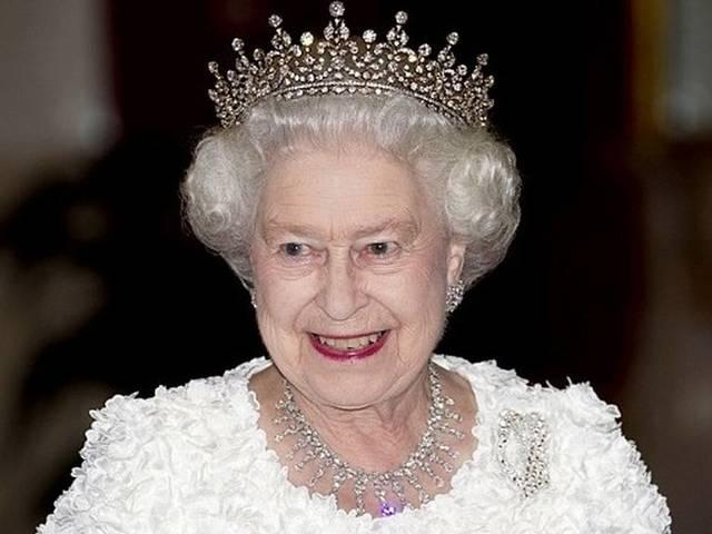 British queen Elizabeth