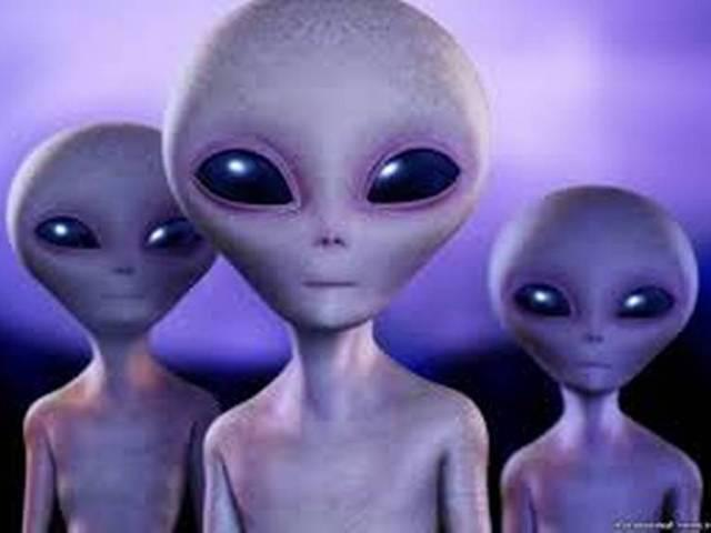 Research said that alien can live without oxygen