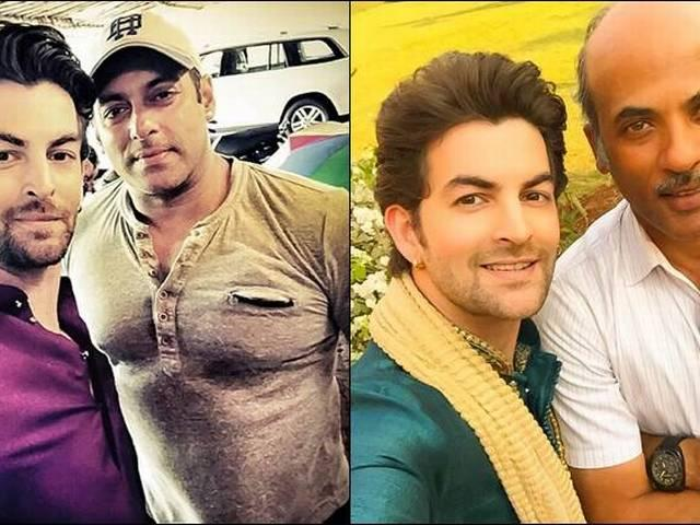 Consider myself lucky to work with Salman Khan, Sooraj Barjatya: Neil Nitin Mukesh