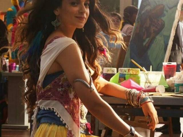 I'm number one, others have had no growth: Kangana Ranaut