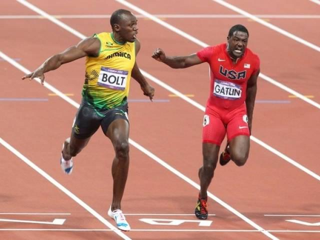 Justin Gatlin confident of beating Usain Bolt in 2016
