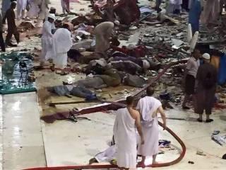 Crane collapse kills 107 at Mecca's Grand Mosque ahead of hajj