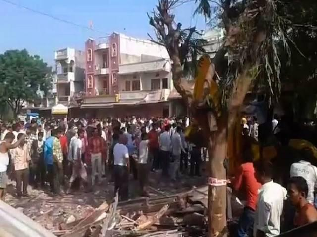 20 dead in cylinder blast in MP's Jhabua
