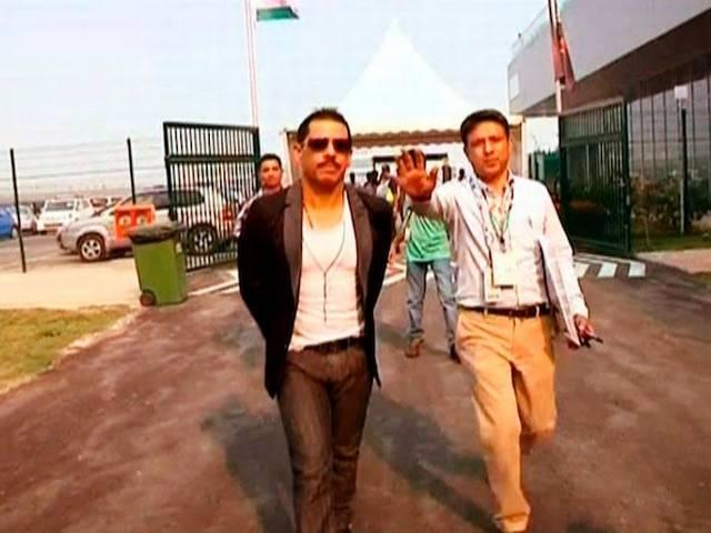 I am not VIP, remove my name from no-frisking list: Robert Vadra