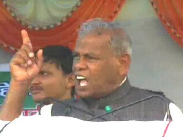 Manjhi: Is BJP compulsion or Requirement?