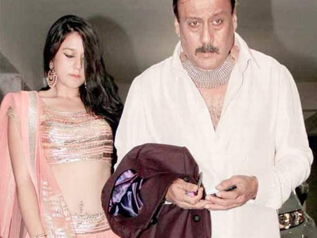 Jackie Shroff reacts to Krishna Shroff's topless images that went viral