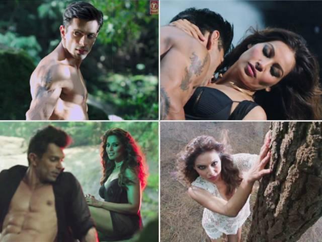 When Karan Singh Grover and Bipasha Basu did Skore act openly