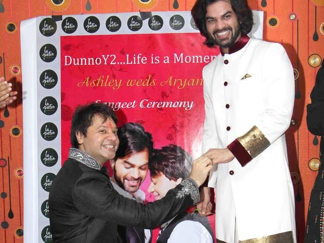 Promotion of film Dunno Y2- Life Is a Moment