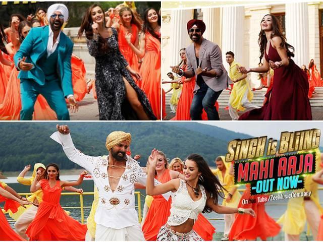 Singh Is Bliing | Akshay Kumar & Amy Jackson | Manj Musik & Sasha