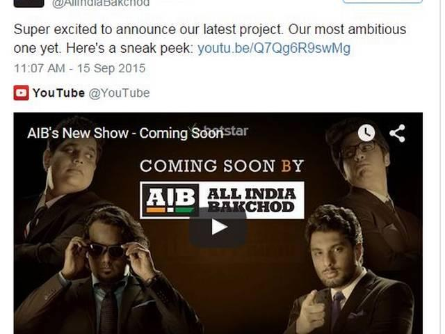 AIB BACK WITH THEIR OWN NEWS COMEDY SHOW
