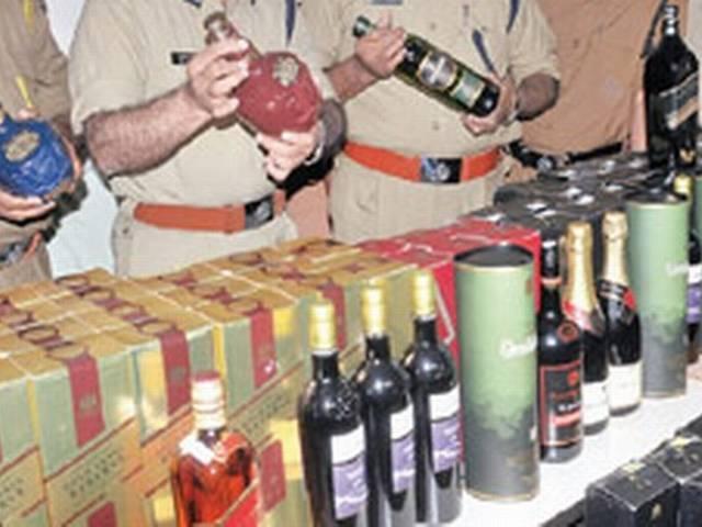 Over Rs 34 lakh cash, 11,580 litre of illegal liquor seized