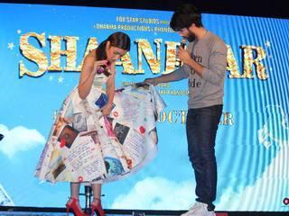 Song launch of film Shaandaar