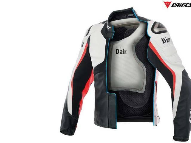 D-AIR Misano 1000. The Future Of Protection Is In D-AIR