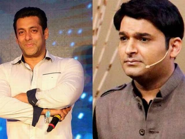 Kapil Sharma is really upset with Salman Khan!